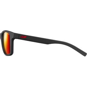 Julbo Beach Spectron 3CF Okulary przeciwsłoneczne Mężczyźni, matt black/multilayer red